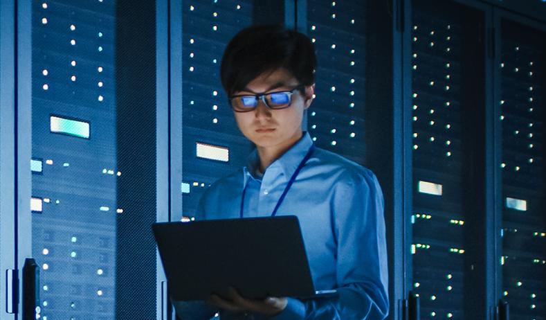 Online Campus formation technicien supérieur systèmes et réseaux